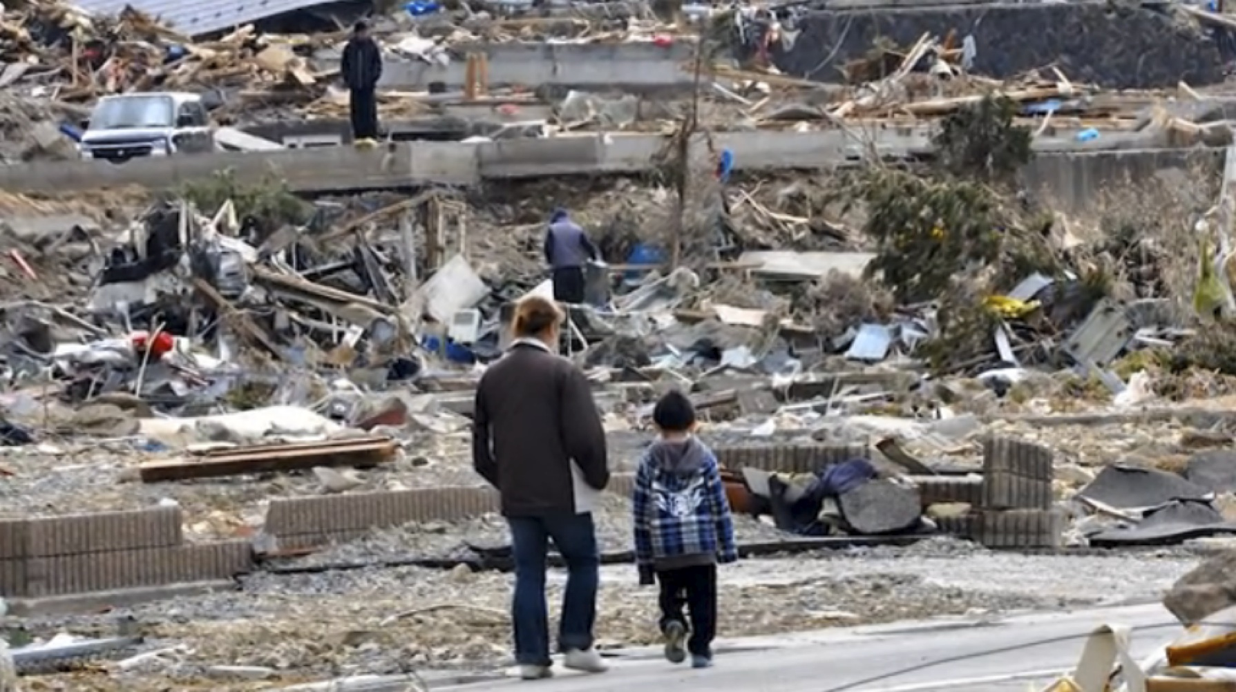 Major Natural Disasters In The World